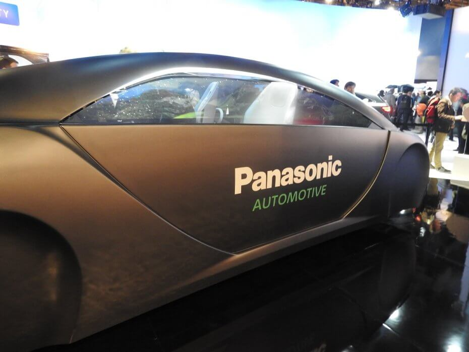 Panasonic envisions autonomous cars with bubble-like cabins | AutoCodes.com