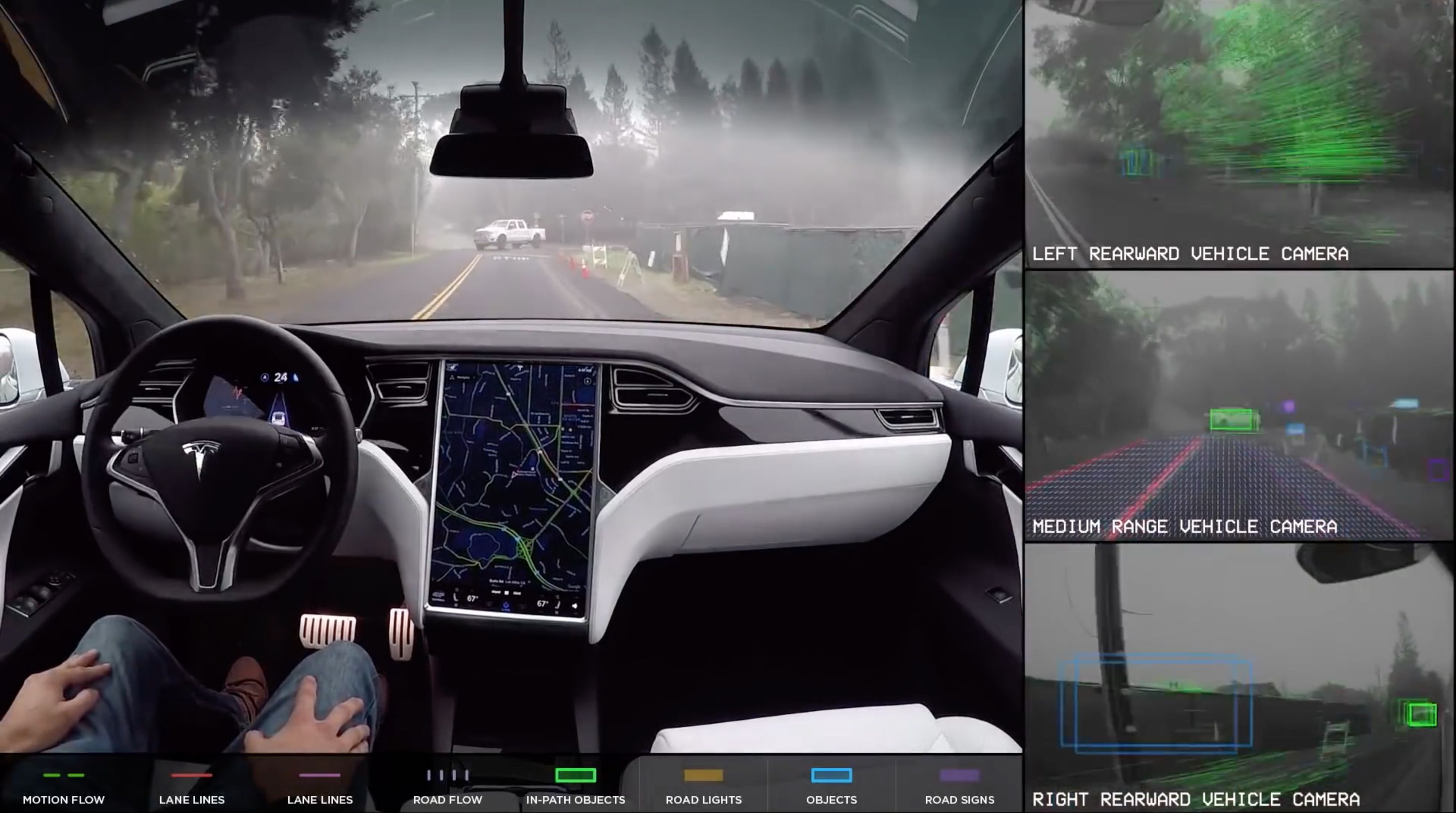 Tesla is now testing autonomous vehicles on public California roads | AutoCodes.com