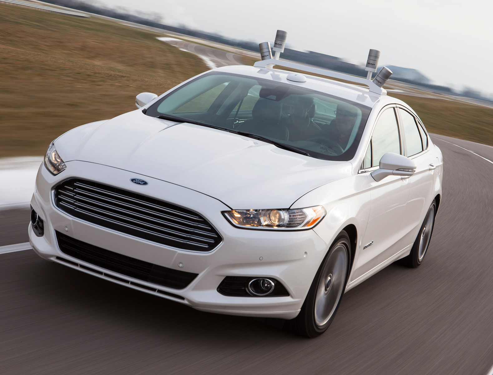 Ford bets $1B on self-driving car startup | AutoCodes.com