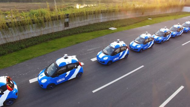 Baidu to Launch Autonomous Cars by 2020 | AutoCodes.com