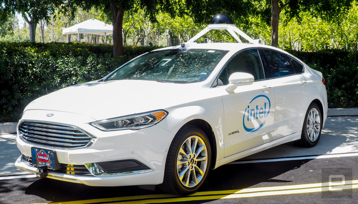 Intel Positions Itself As The Heart Of Autonomous Vehicles | AutoCodes.com