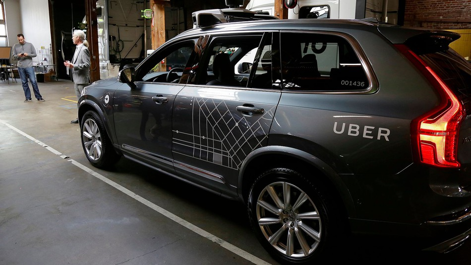 Uber tries to have it both ways with self-driving cars | AutoCodes.com