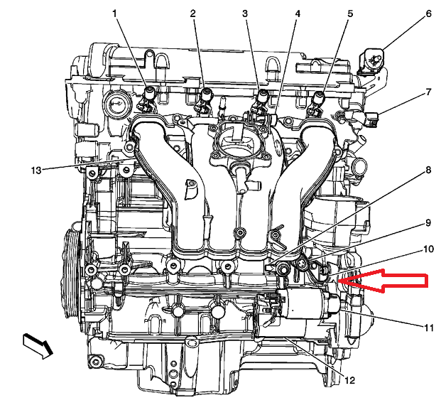2010 hhr engine diagram 2010 auto wiring diagram schematic 2008 hhr code p0016 autocodes com q a on 2010 hhr engine diagram