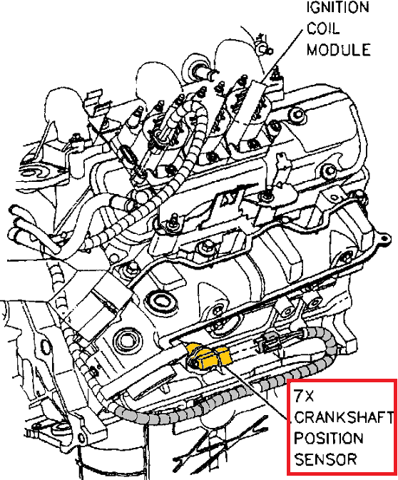 P0137 O2 Sensor Circuit Low Voltage Bank 1 Sensor 2 likewise 2000 Chevy Malibu Parts Diagram together with Bank 2 Sensor 1 Chevy moreover Best Power 2005 Dodge Ram 2500 Transmission further Camshaft Position Sensor Location 2008 Buick Enclave. on chevrolet trailblazer o2 sensor locations