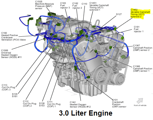 p0018 2006 ford fusion crankshaft position camshaft position need more help