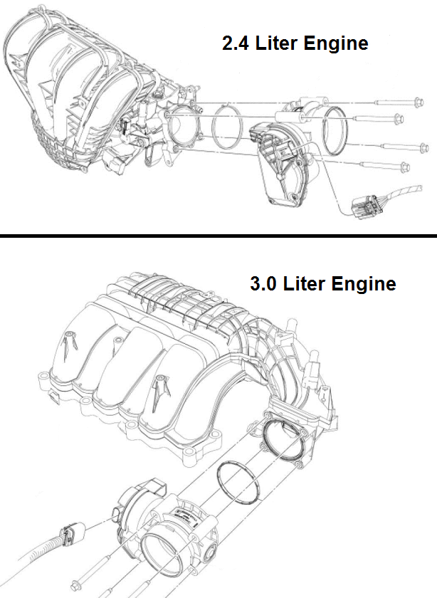 Throttle Pedal Position Sensor A Circuit Low Input