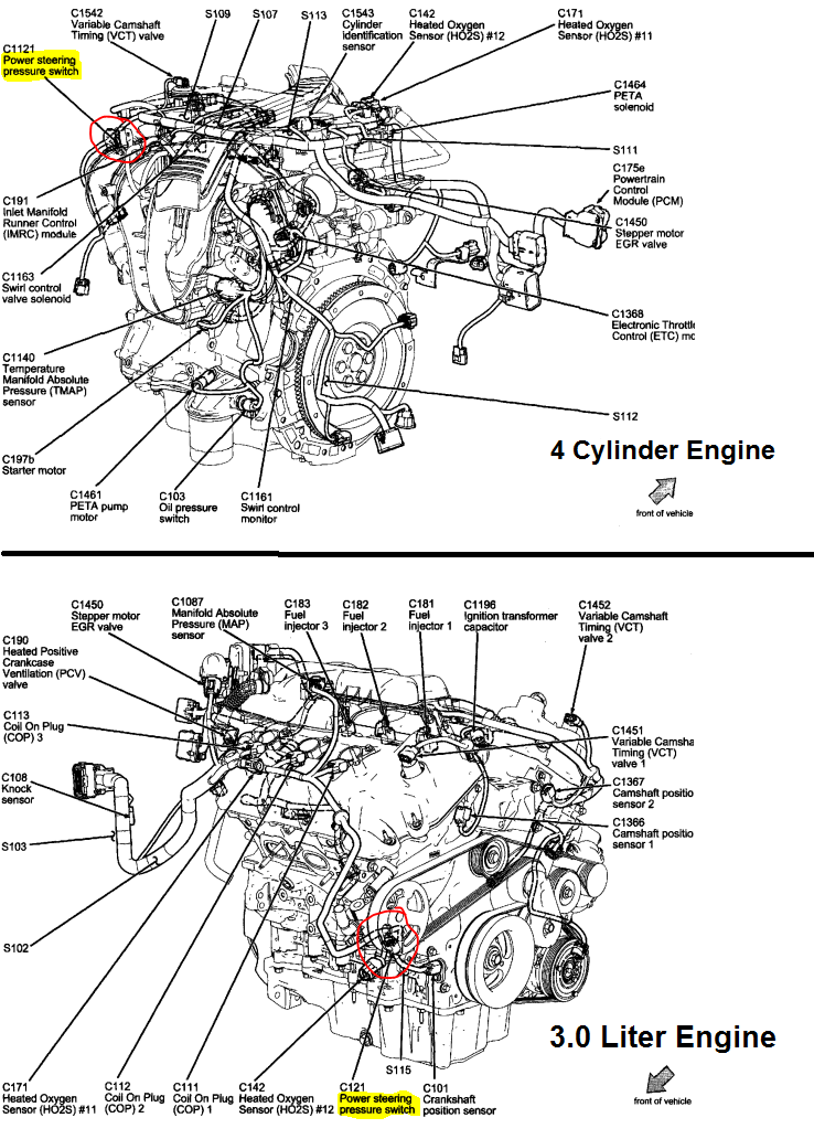 power steering pressure switch diagram   38 wiring diagram